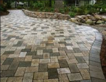 paving and landscapes
